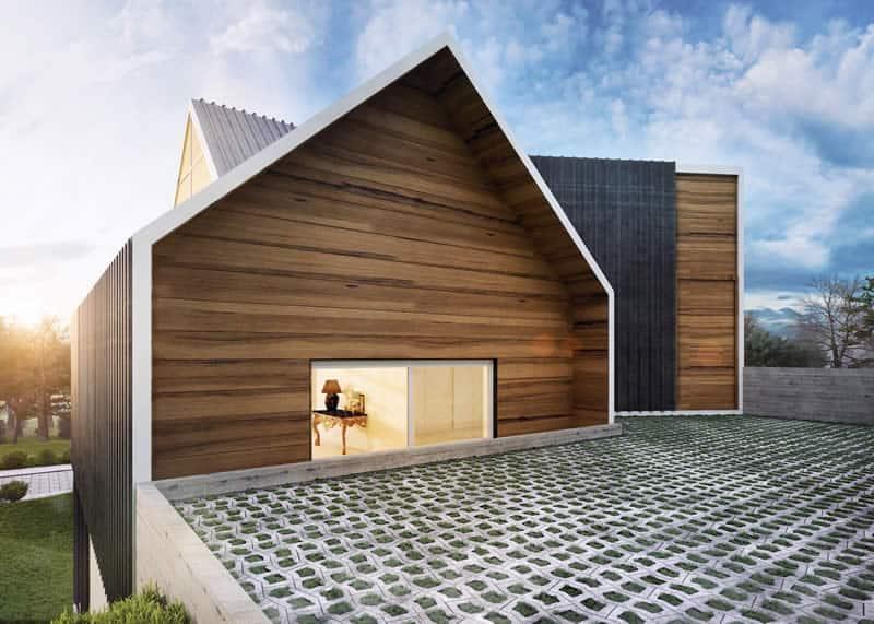 Casa Sustentável Gramado